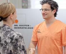 Bilder Arzt-Patienten-Situation